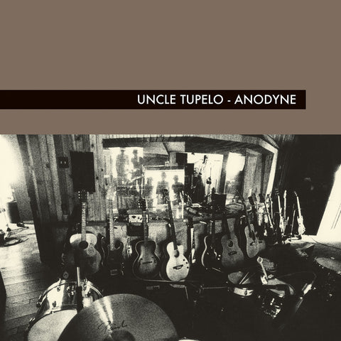 Uncle Tupelo - Anodyne limited LP on colored vinyl