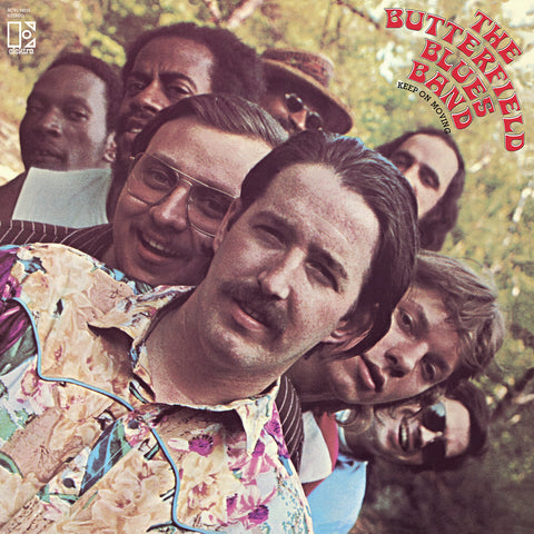 Butterfield Blues Band - Keep On Moving - limited gold vinyl