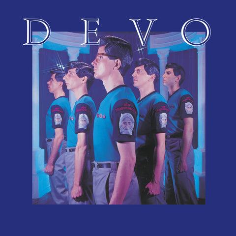 Devo - New Traditionalists - Limited on colored vinyl! w/ poster!