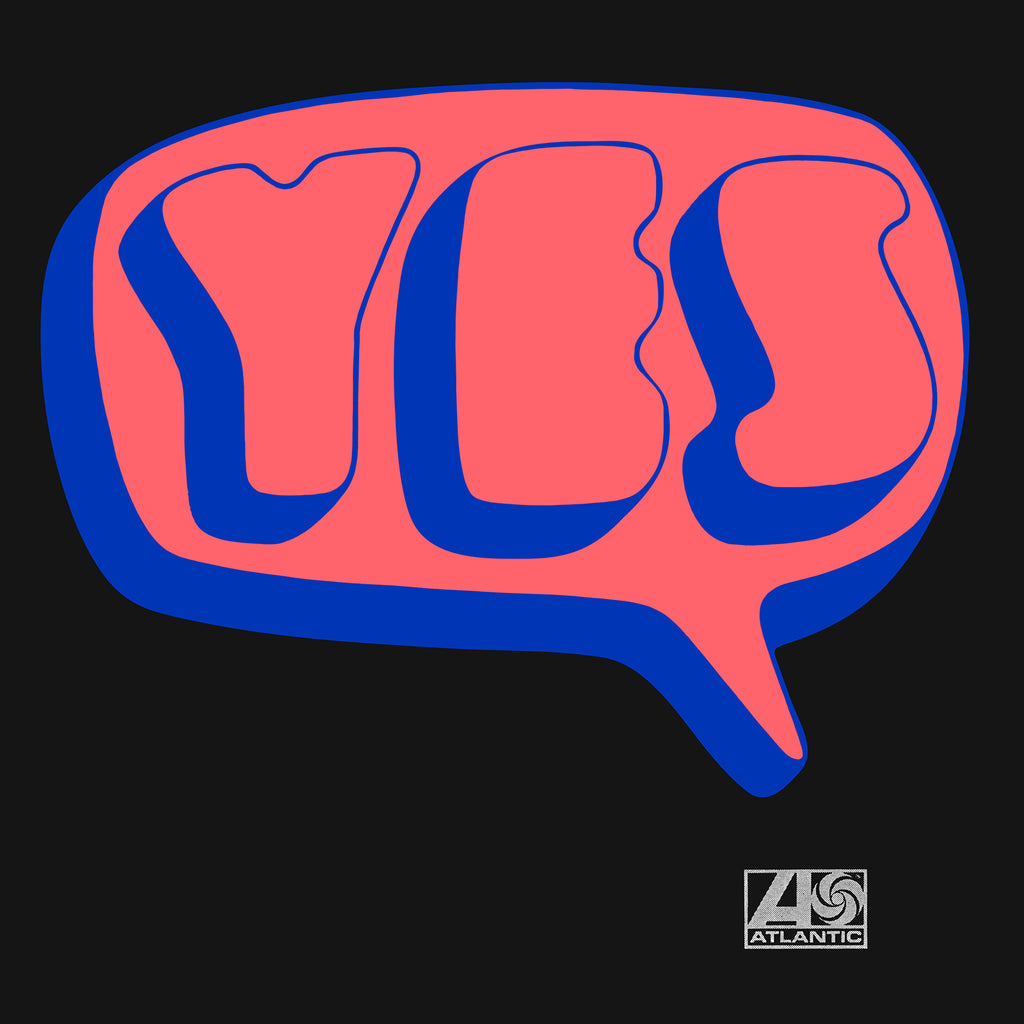 Yes - debut album from Yes -180g colored vinyl RSD LTD