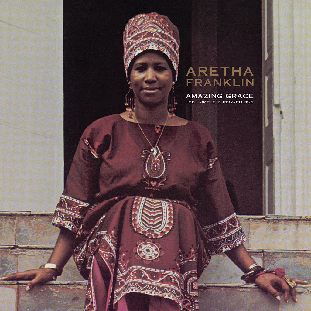 Aretha Franklin - Complete Amazing Grace - 4LP set