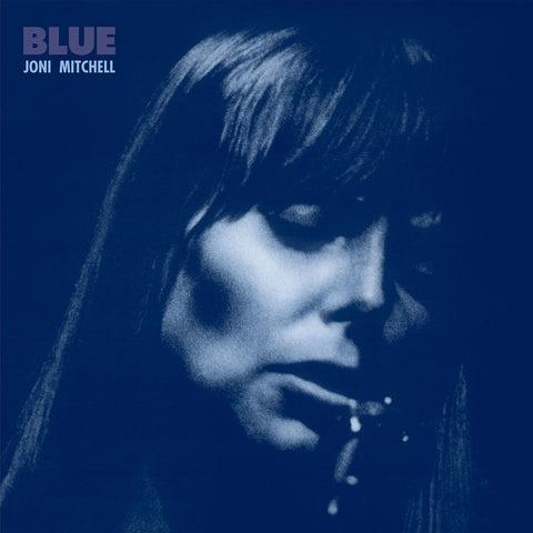 Joni Mitchell - Blue LP - w/ gatefold on LTD BLUE vinyl!
