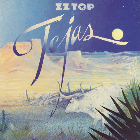 ZZ Top - Tejas - Limited colored vinyl SYEOR 2019