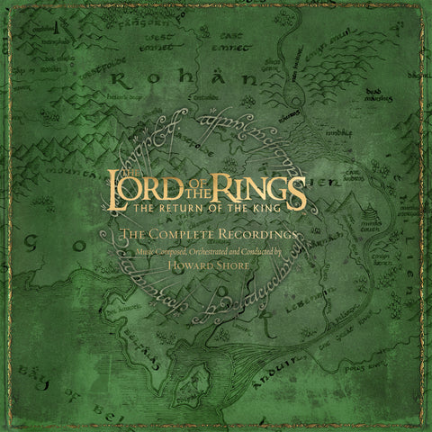 Lord of the Rings - Return of the King - 6 LP limited deluxe box set