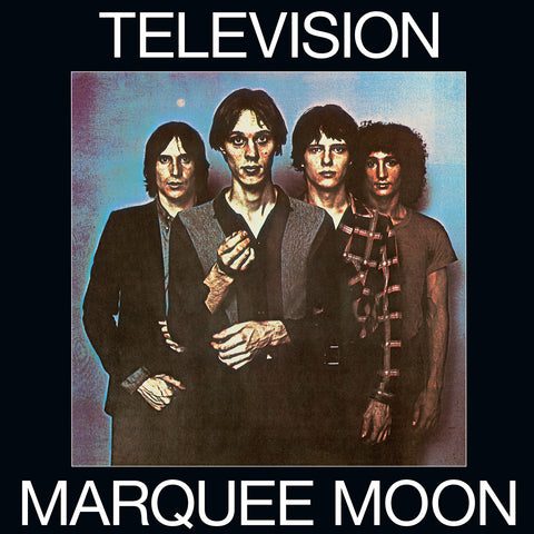 Television - Marquee Moon 2 LP deluxe Limited Edition Colored vinyl