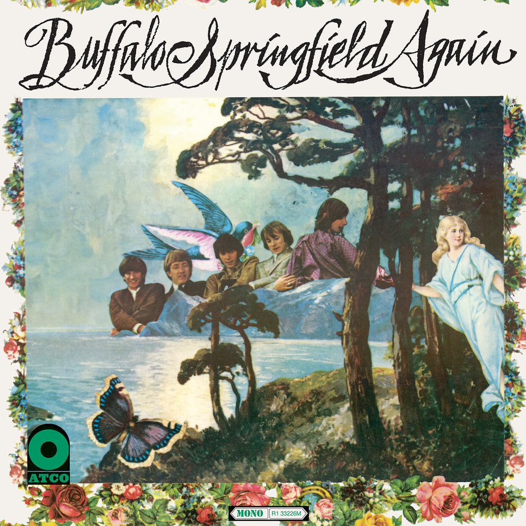 Buffalo Springfield - Again - 180g LP MONO mix SYEOR