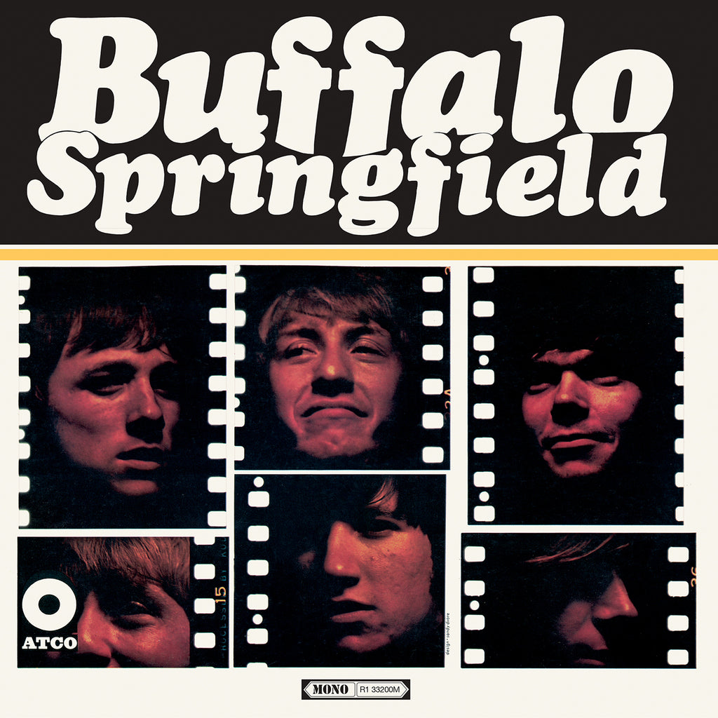 Buffalo Springfield - s/t debut - 180g LP MONO mix SYEOR