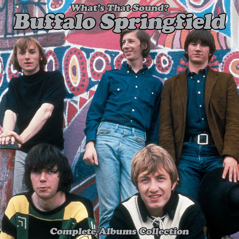 Buffalo Springfield - What's That Sound Limited Edition 5 LP Box Set