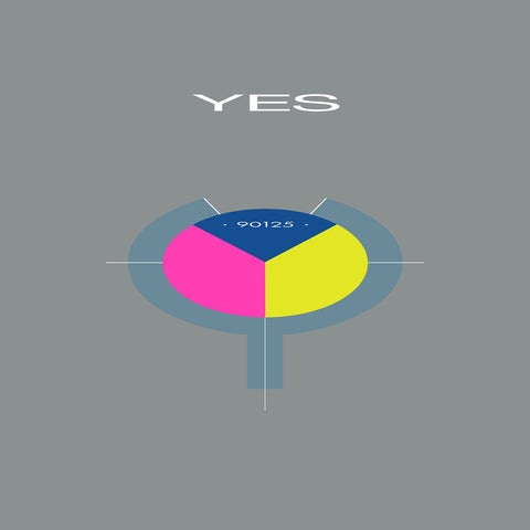 Yes - 90125 Colored VINYL LP 35th Anniversary edition