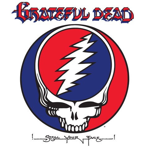 Grateful Dead - Steal Your Face - 2 LP Limited Edition