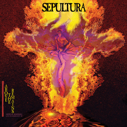 Sepultura - Above the Remains - Live 1989 - Limited Edition