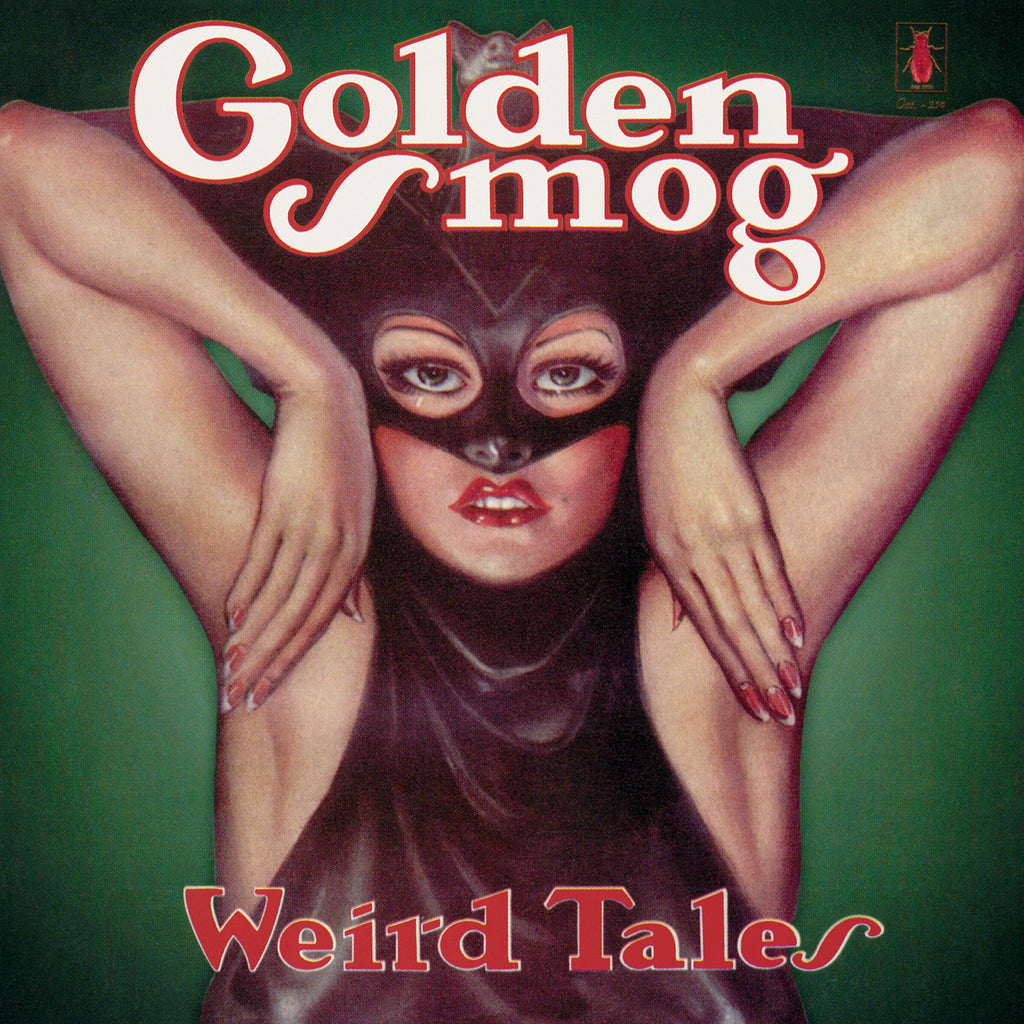 Golden Smog - Weird Tales  2 LP set - Limited Edition colored vinyl