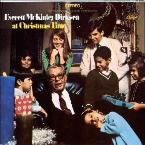 Everett McKinley Dirkson - At Christmas Time