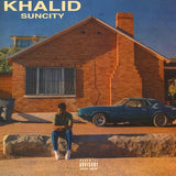Khalid - SunCity - Limited Edition import colored Vinyl