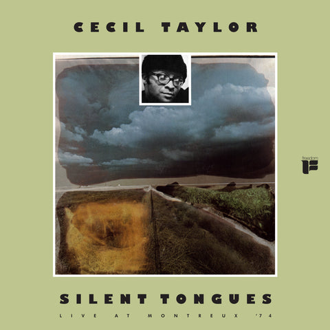 Cecil Taylor - Silent Tongues - Live at Montreux - remastered LP - solo piano