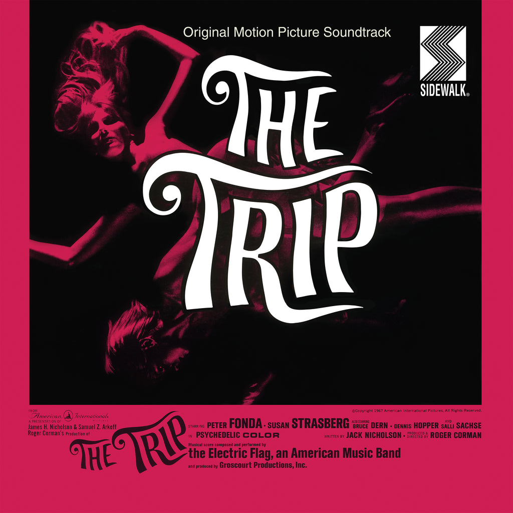 Electric Flag - The Trip - Motion Picture Soundtrack