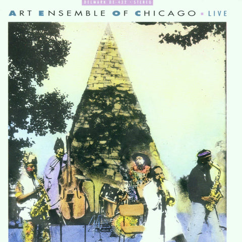 Art Ensemble of Chicago - Live