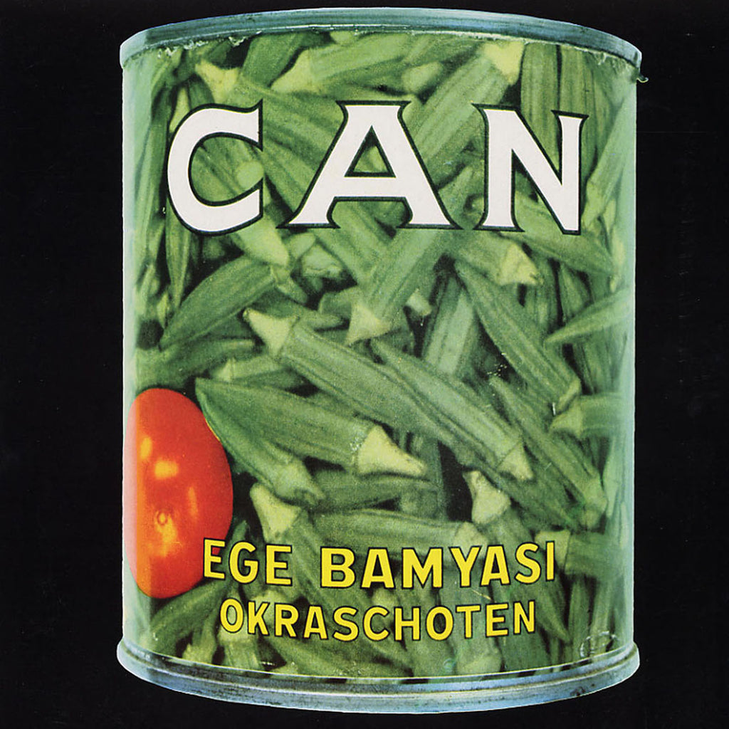 CAN - Ege Bamyasi Okraschoten - limited edition colored vinyl