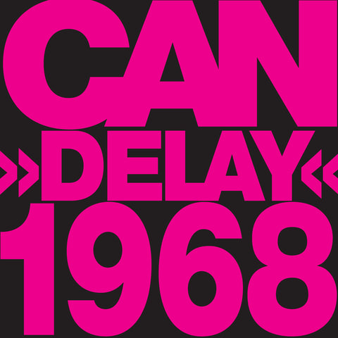 CAN - Delay - limited edition colored vinyl