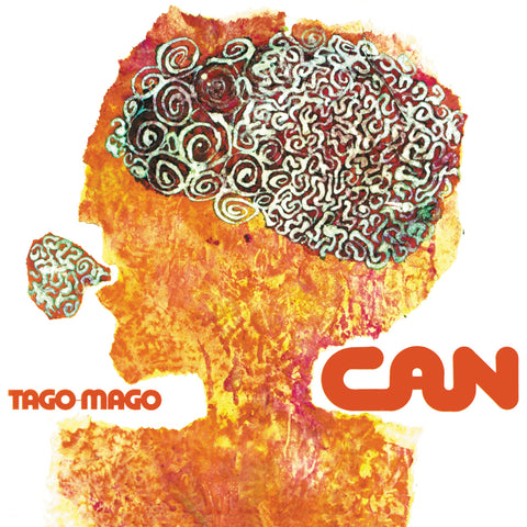 CAN - Tago Mago - 2 LP set on limited Colored Vinyl