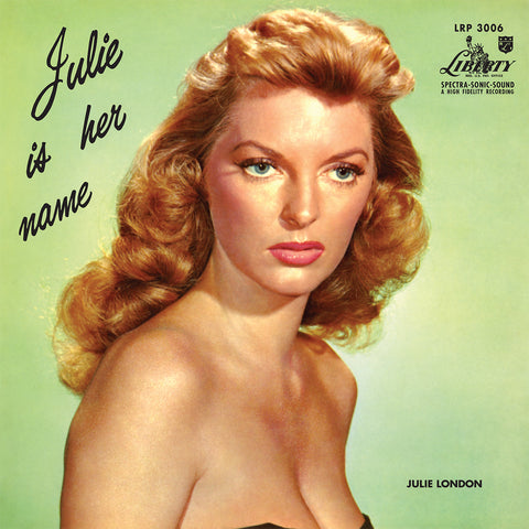 Julie London - Julie is Her Name - 200g 2LP set Analogue Prod 45 RPM