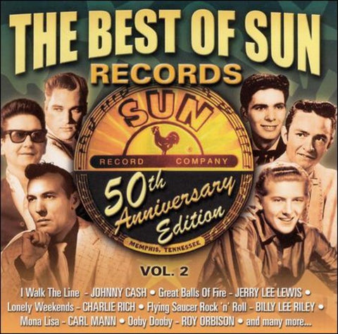 Various - The Best of Sun Records Vol 2 - 50th Anniversary Edition