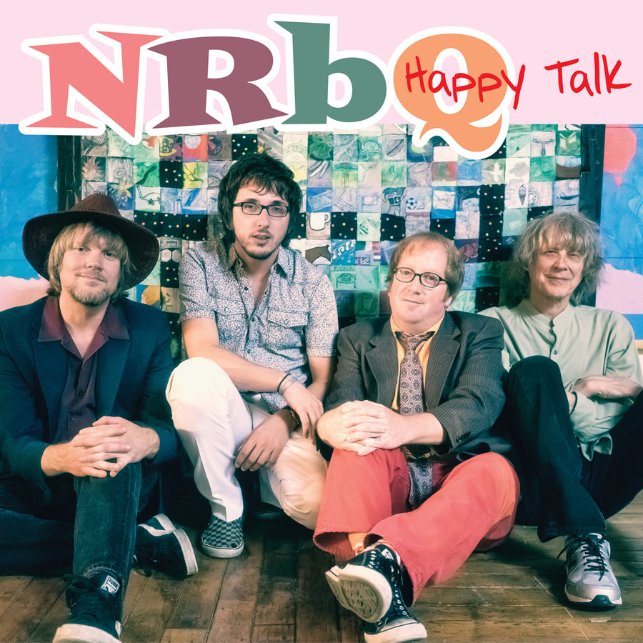 NRBQ - Happy Talk 5 track EP