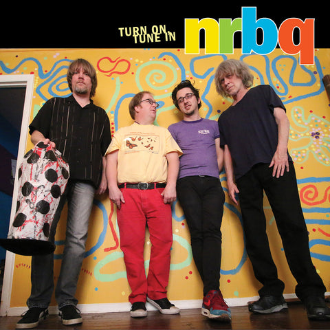 NRBQ - Turn On, Tune In - Live in studio! 2 LP with DVD