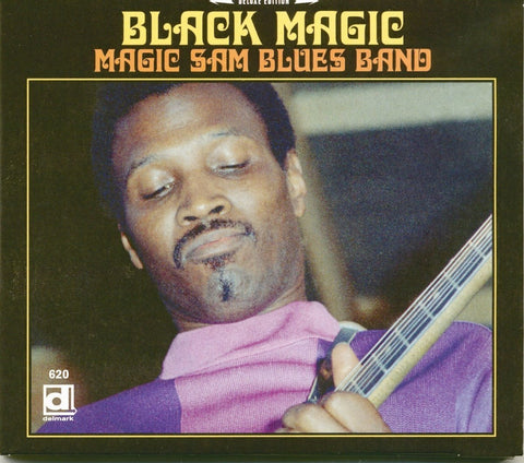 Magic Sam - Black Magic Deluxe CD