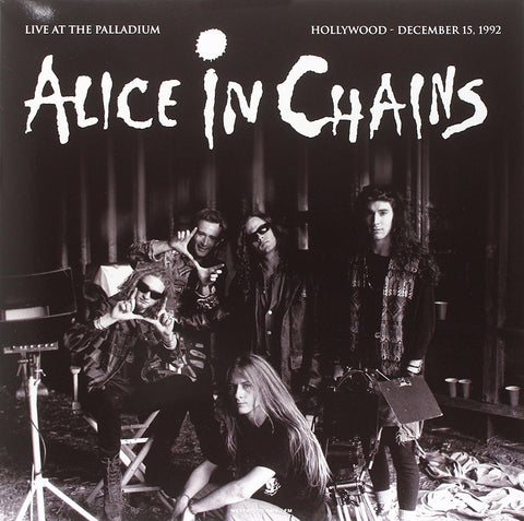 Alice in Chains - Live at the Palladium 1992- 180g import LP on LTD colored vinyl