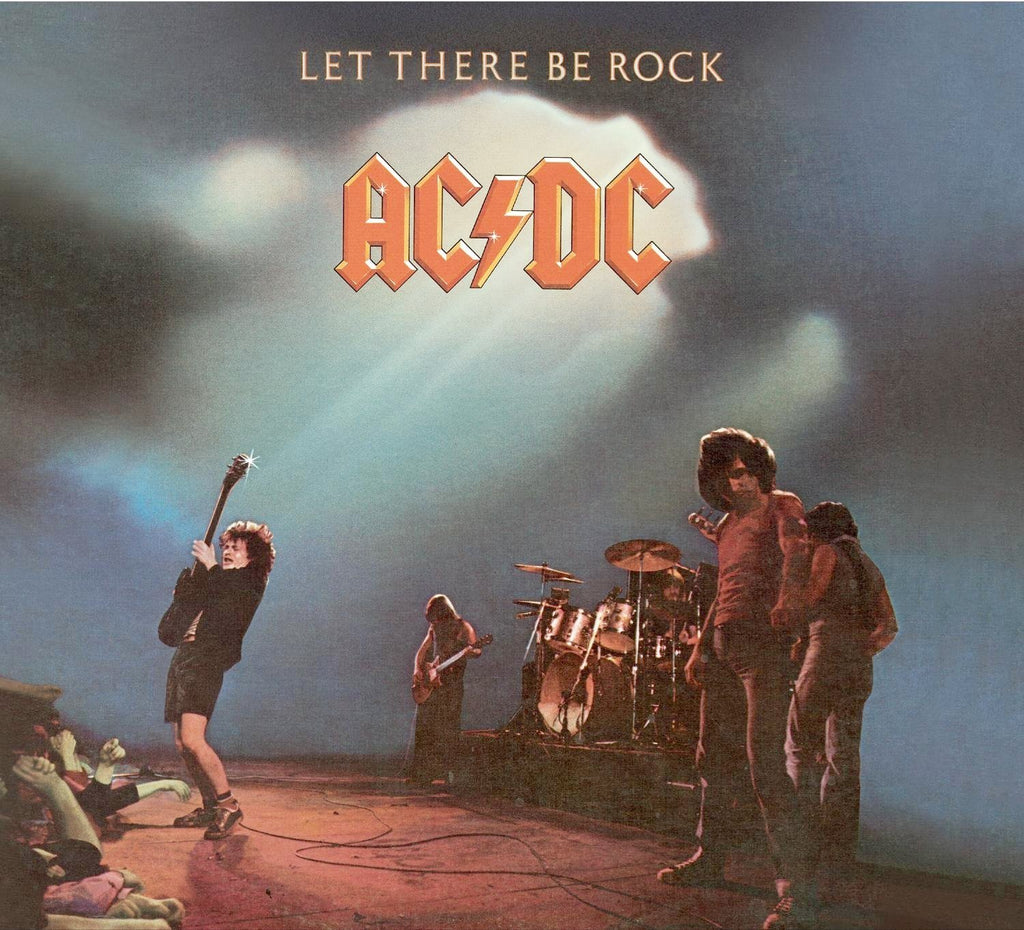 AC/DC - Let There Be Rock - 180g