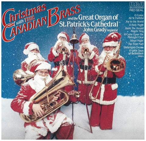 Canadian Brass - Christmas with the Canadian Brass