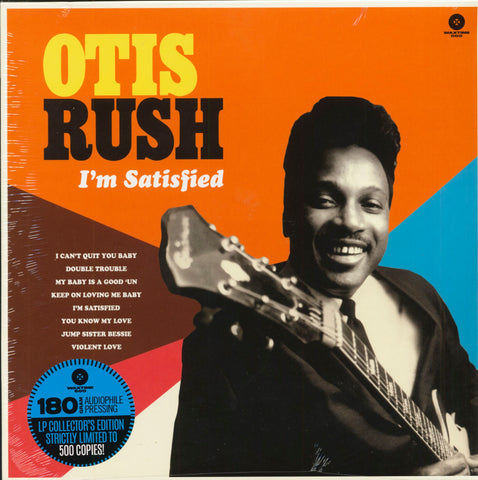 Otis Rush - I'm Satisfied - Cobra, Chess & Duke Sides 1956-1962