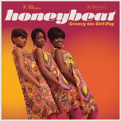 Various - Honeybeat: Groovy 60s Girl Pop on Limited 180-Gram Violet Vinyl