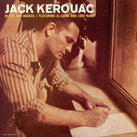 Jack Kerouac - Blues & Haikus - colored vinyl w/ Al Cohn & Zoot Sims