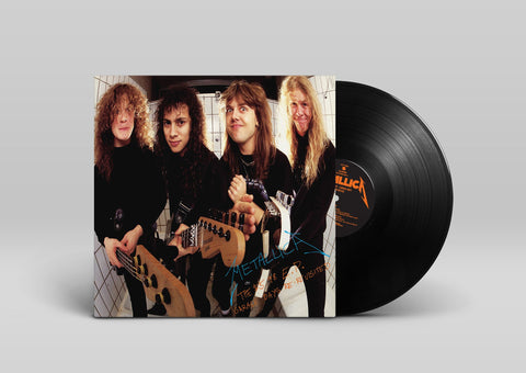 Metallica - Garage Days Revisited EP - 180g LP First time on LP since 1989
