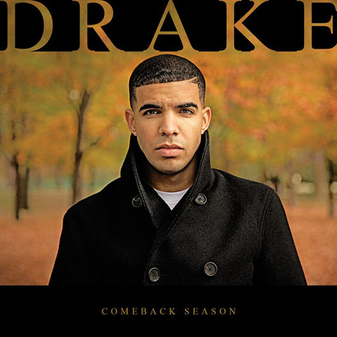 Drake - Comeback Season - 2 LP Limited Edition import colored Vinyl