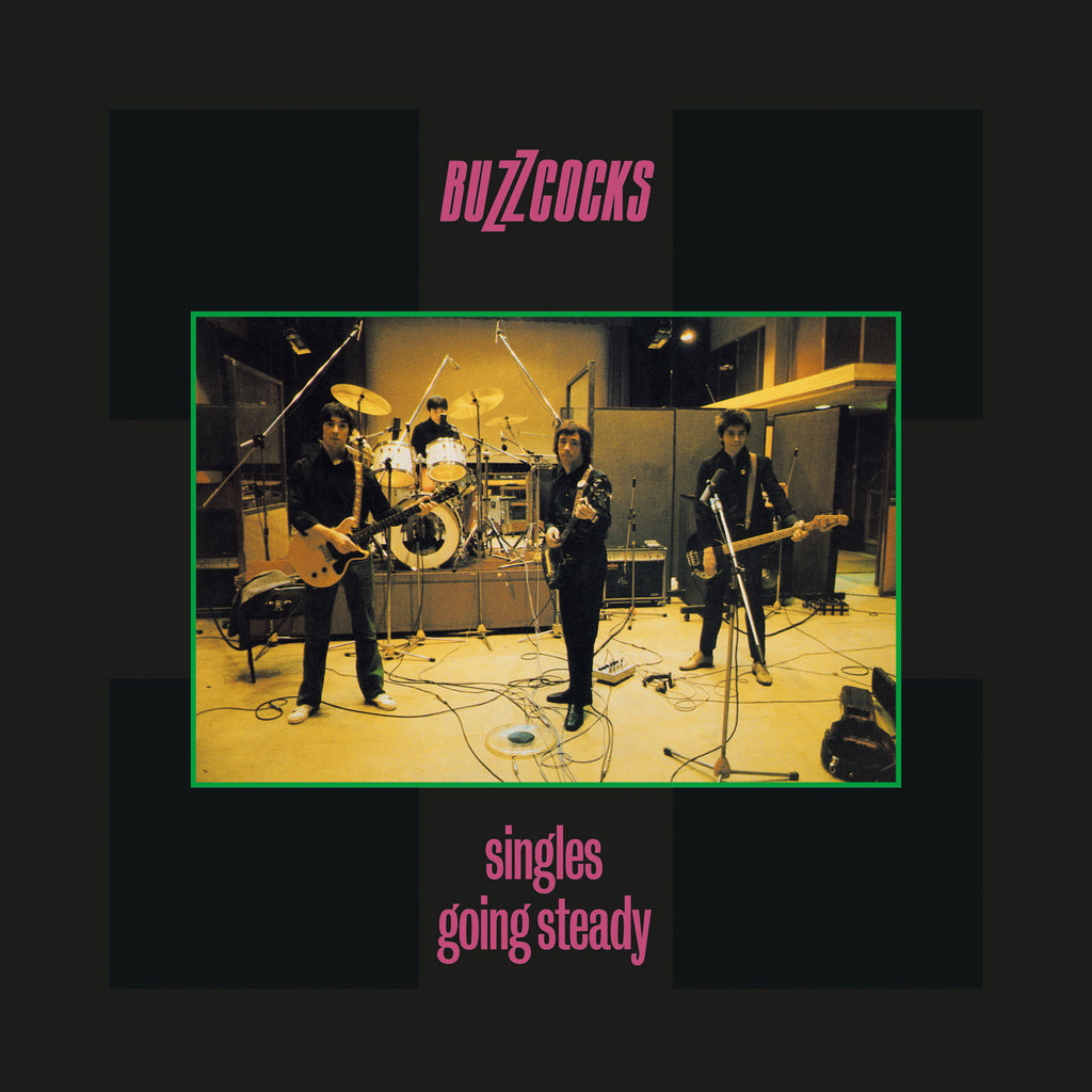 Buzzcocks - Singles Going Steady - Anniversary edition on colored vinyl