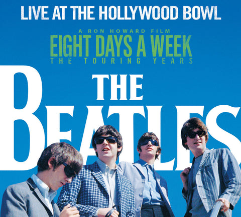 Beatles - Eight Days A Week - Live at the Hollywood Bowl 180g remixed