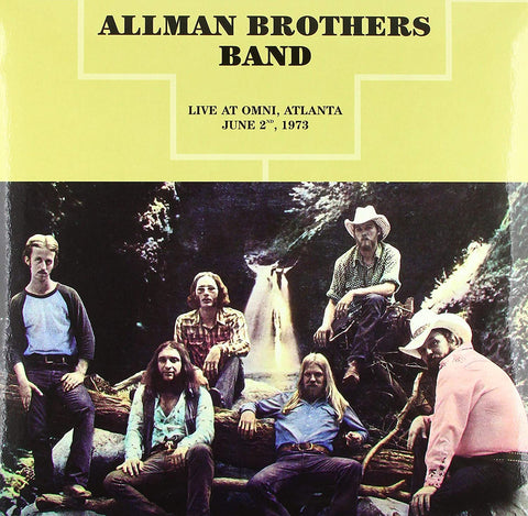 Allman Brothers - Live at Omni, Atlanta 6/2/73