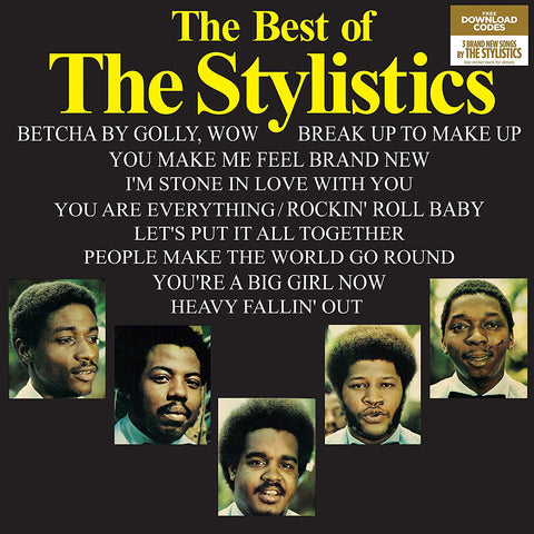 Stylistics - The Best of The Stylistics