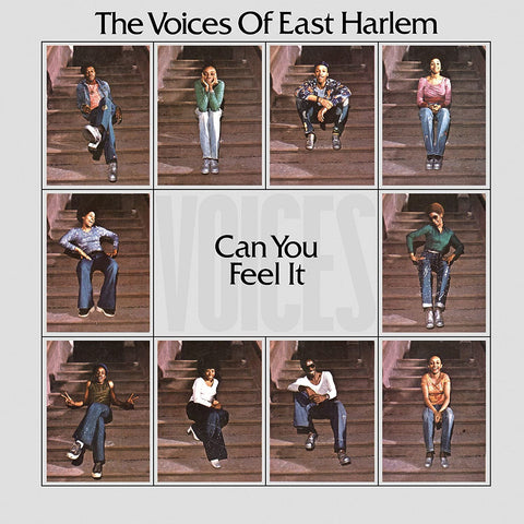 Voices of East Harlem - Can You Feel It - prod by Leroy Hutson