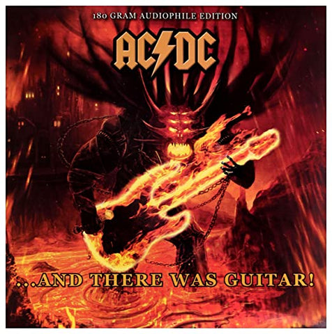 AC / DC - ... And There Was Guitar! Live in 1979 on Limited RED vinyl