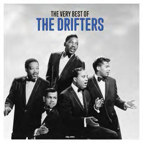 The Drifters - The Very Best of - import 180g LP