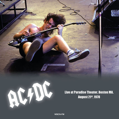 AC/DC - Live at Paradise Theater Boston - import 180g colored vinyl Live in '78