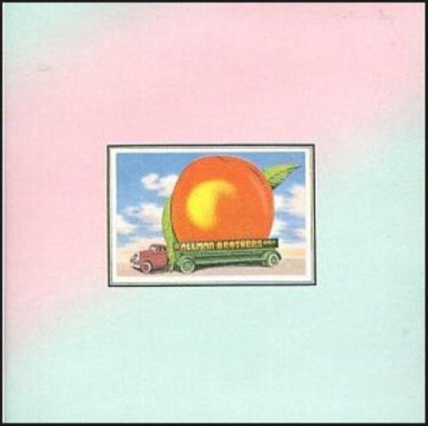 Allman Brothers Band - Eat a Peach - 2 LP studio + live