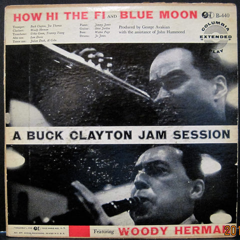 Buck Clayton w/ Woody Herman - A Buck Clayton Jam Session 2 Ep Set
