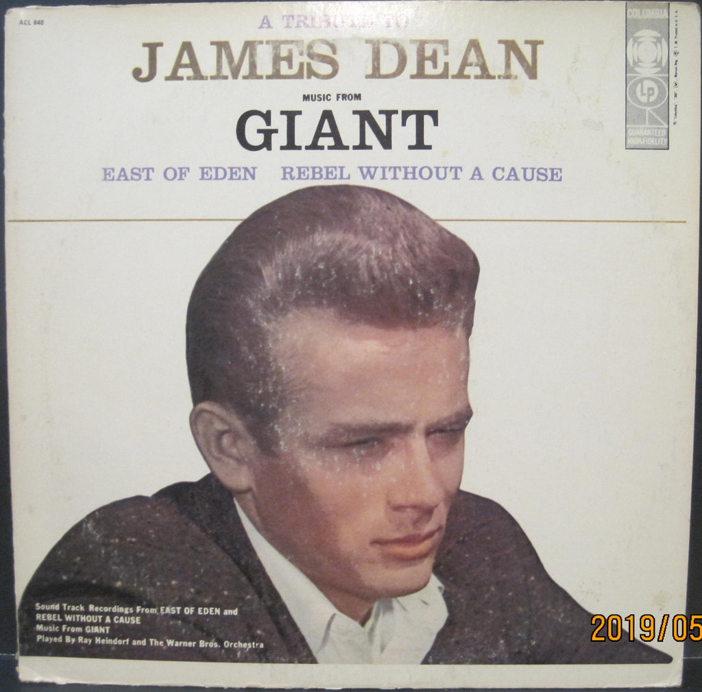 A  Tribute To James Dean - Music from His Films