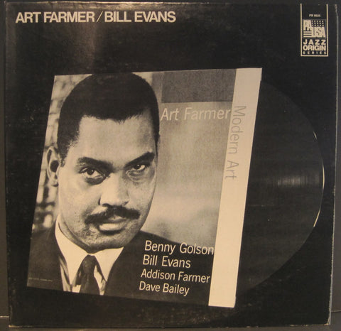 Art Farmer and Bill Evans - Modern Art