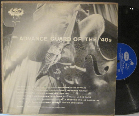 Various Artists - Advance Guard of The '40s (EmArcy)
